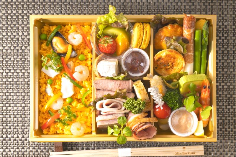 洋食弁当 「雅」(みやび)