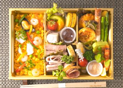 ホテル特製仕出し弁当 洋食 「雅」(みやび)