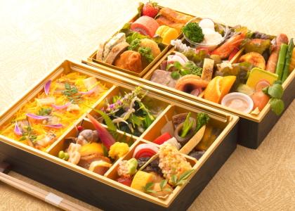 ホテル特製仕出し弁当 和洋折衷 「彩」(いろどり)