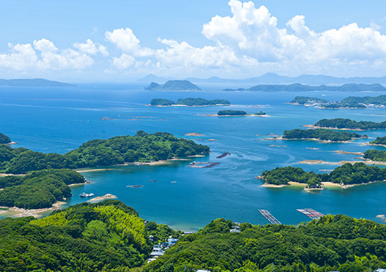 Kujukushima Island Excursion Cruise