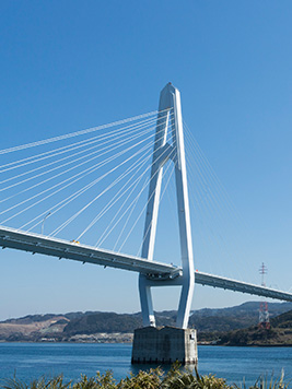 Oshima Long Bridge